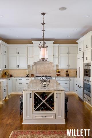 Cabinet Distributers – Kraftmaid & Home Depot Kitchen Remodel